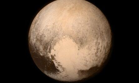10 познавательных фактов о Плутоне