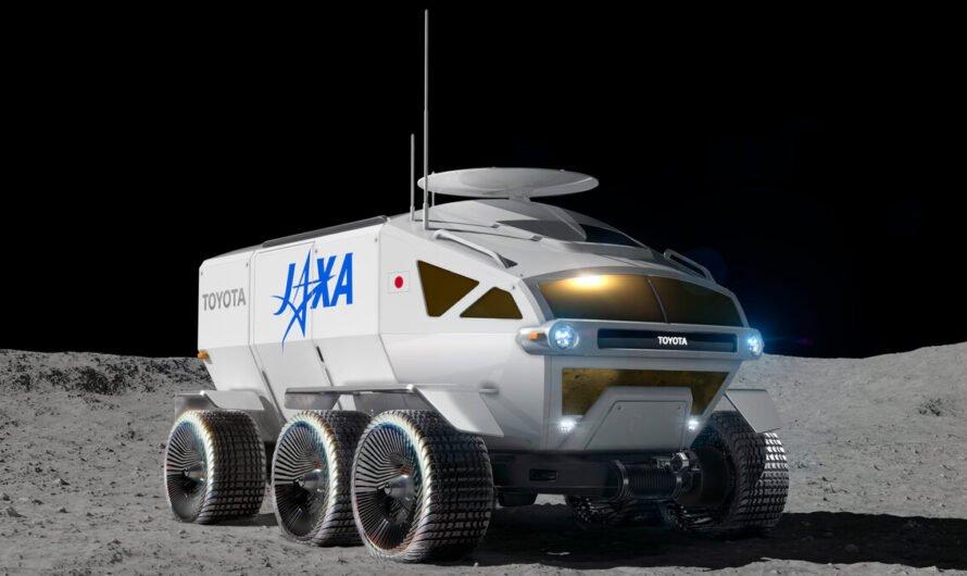 Toyota создаст вездеход для астронавтов, который отправят на Луну в 2029 году