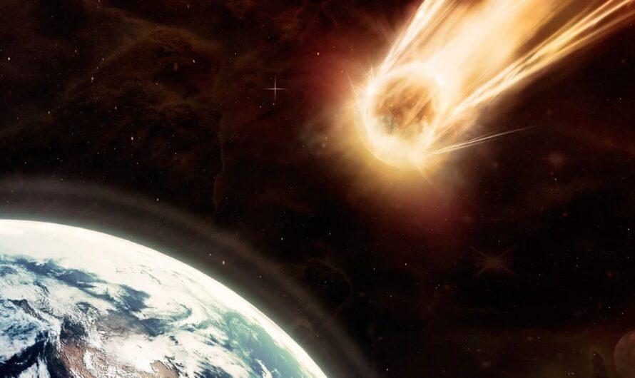 Что нас ждет, если на Землю упадет 10-километровый астероид?