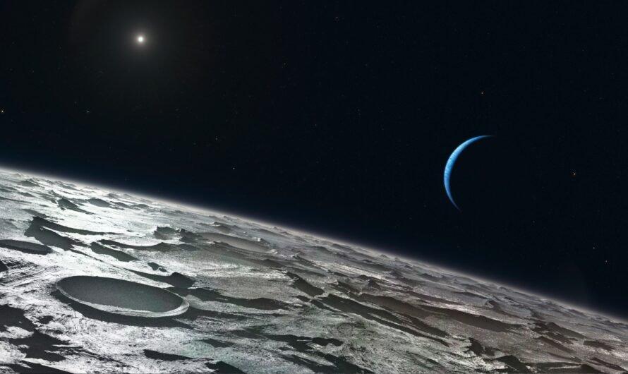 Спутник Нептуна Тритон может иметь подледный океан