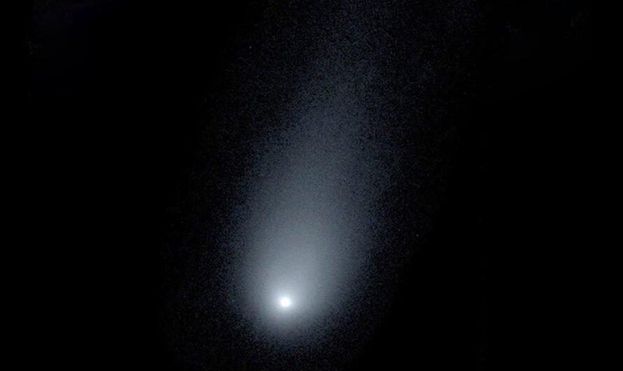Астрономы показали качественный снимок первой межзвездной кометы 2I/Borisov