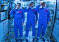 Первые тайконавты приступили к работе на новой китайской космической станции Tiangong-3