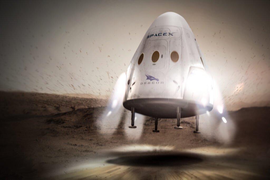 История SpaceX