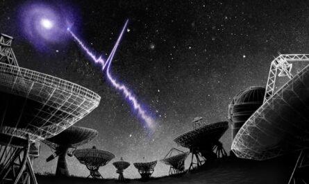 Ученые обнаружили сотни новых загадочных сигналов из глубокого космоса