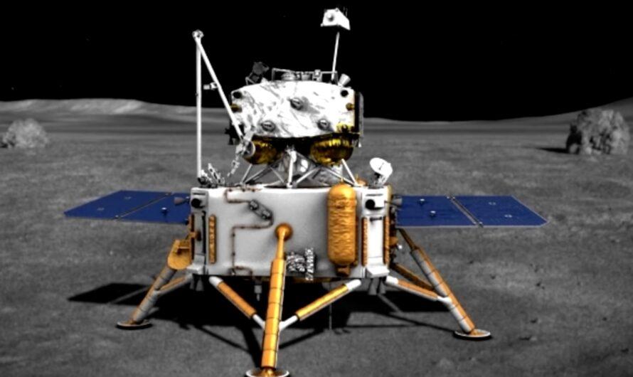 Китай передаст ученым образцы лунного реголита, доставленные на Землю год назад