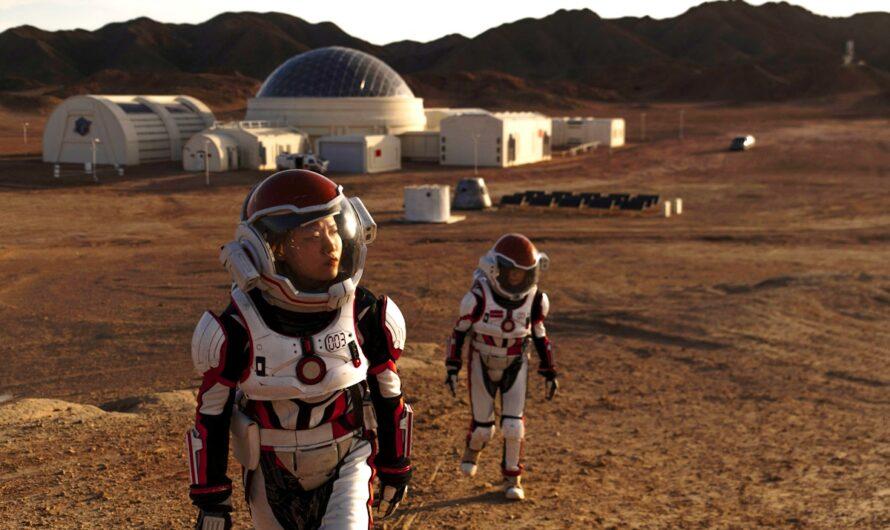 Китай обнародовал планы по созданию постоянно обитаемой базы на Марсе