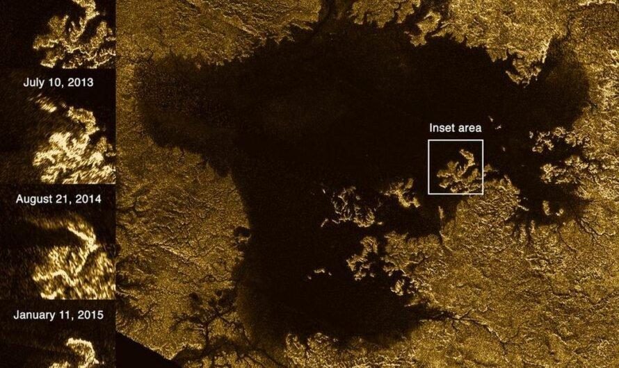 Что с островом на Титане?