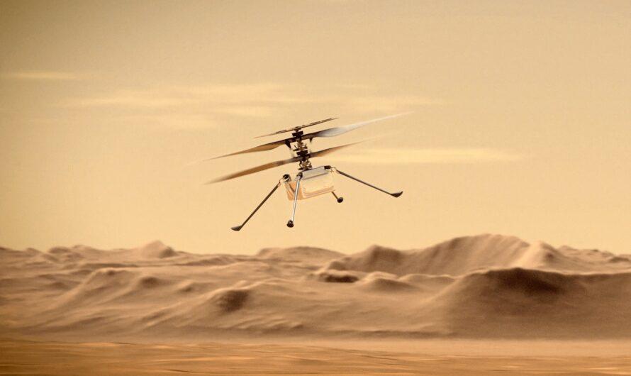 По стопам Ingenuity: NASA уже работает над новым марсианским вертолетом