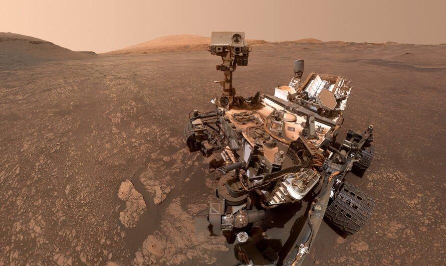 Возможно, ученые нашли таинственный источник метана на Марсе
