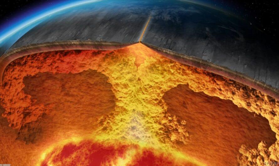 Новое исследование: недра Земли поглощают огромное количество углерода