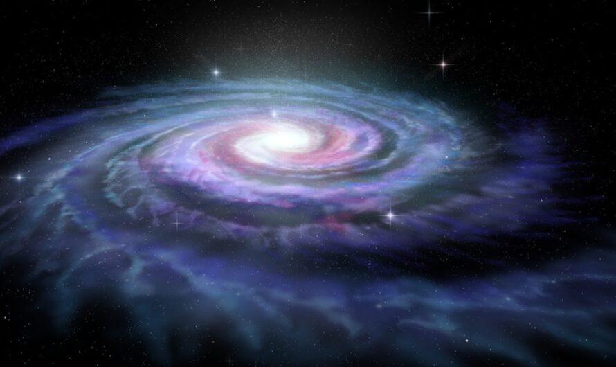 Астрономы обнаружили в Млечном Пути неизвестную ранее огромную структуру