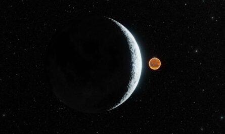 """""""Заправочная станция"""" на Луне упростит путешествие к Марсу"""