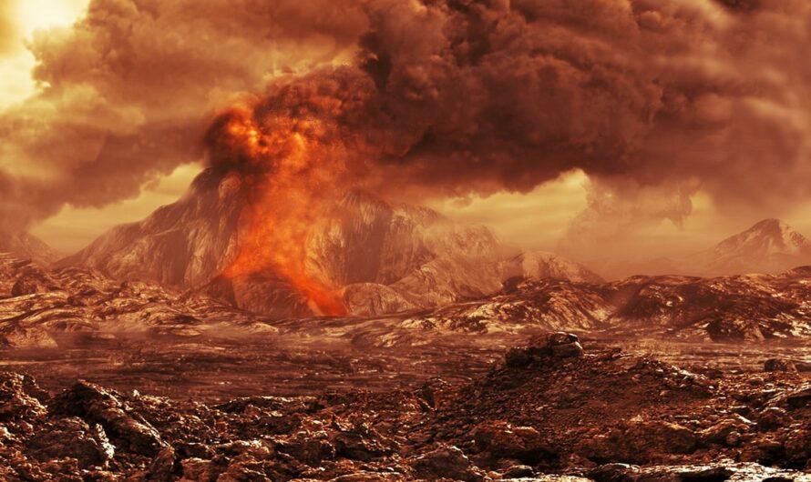 Вероятно, Венера все еще остается вулканически активной