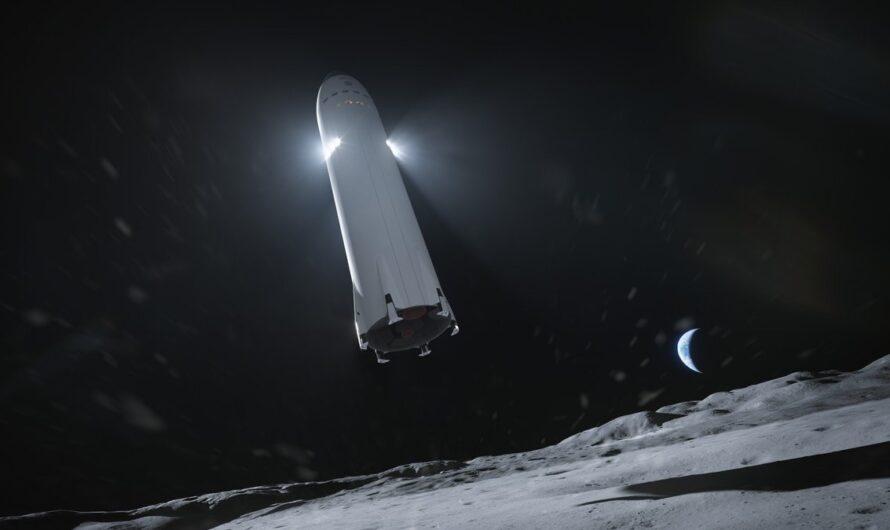 Илон Маск говорит, что SpaceX «вероятно» высадит людей на Луну до 2024 года