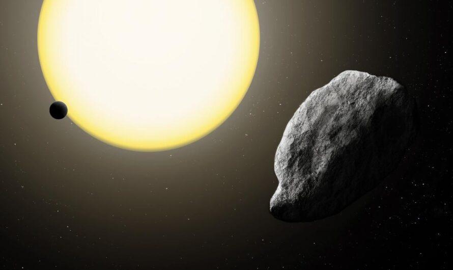 Ученые обнаружили самый быстрый астероид в Солнечной системе