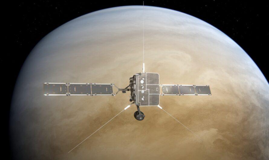 Зонд ESA Solar Orbiter осуществил гравитационный маневр вблизи Венеры