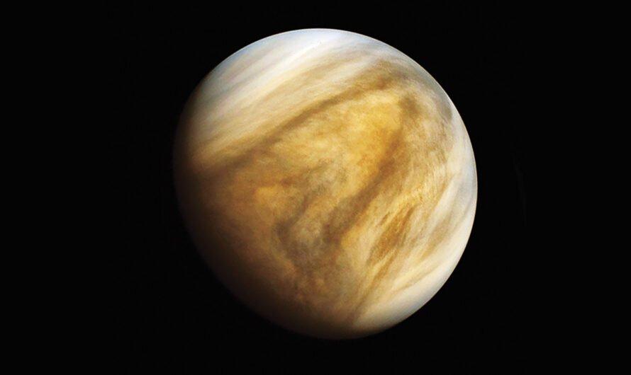 Астрономия для детей: планета Венера