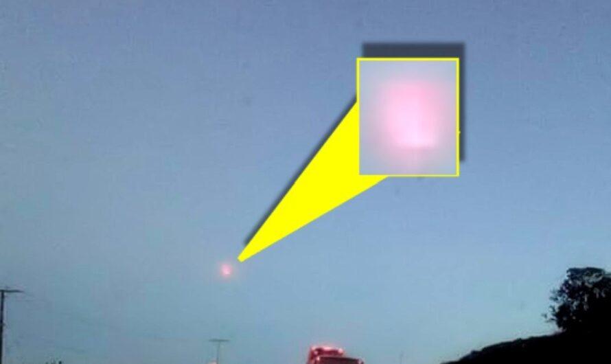 В небе над Чили пролетели загадочные «огненные шары»