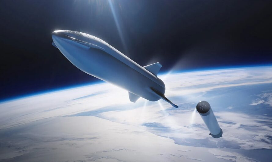 Космический корабль SpaceX Starship рассчитан примерно на 12 полетов к Марсу