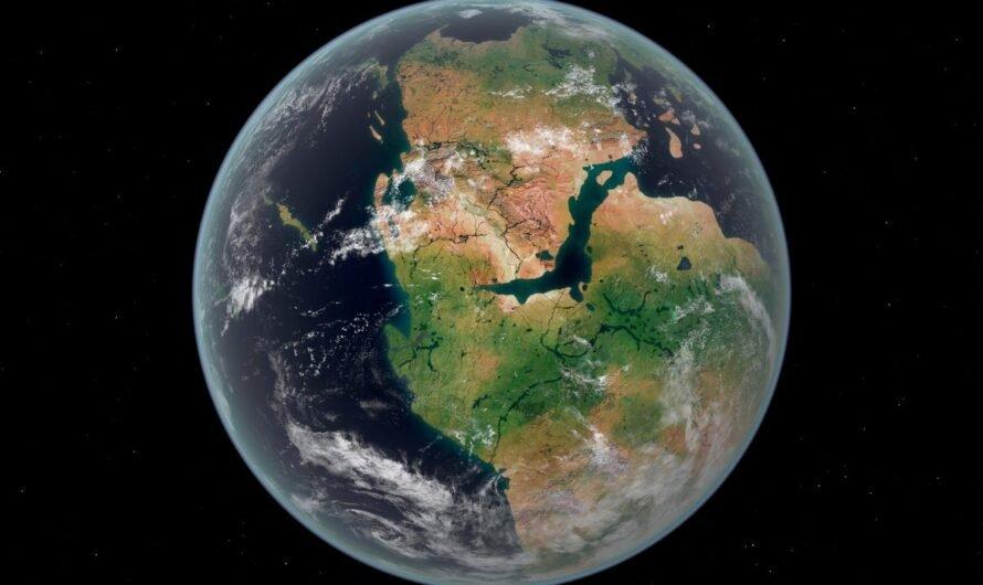 Геоморфология: о теориях дрейфа континентальных плит, контракции и конвекции