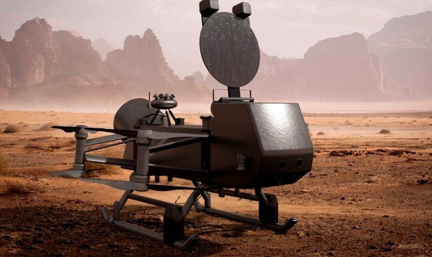 Миссия Dragonfly: NASA выбрало место посадки на Титане