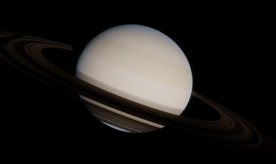 Астрономия для детей: планета Сатурн