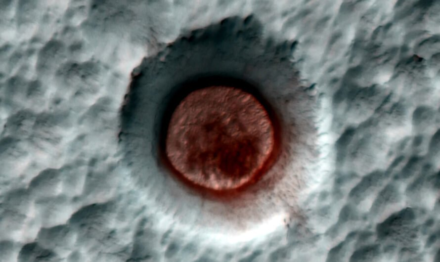 Пролетая над Марсом: снимки за 15.01.2020