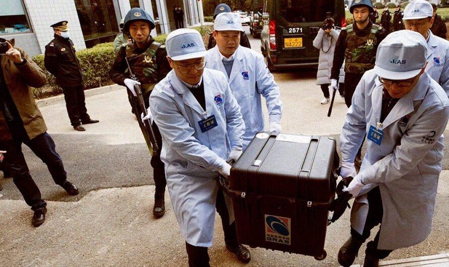 Китай рассматривает лунный грунт как потенциальный источник термоядерной энергии