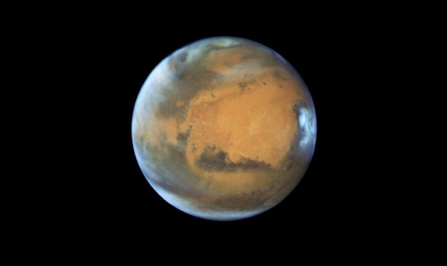 NASA частично прекратило связь со всеми аппаратами на Марсе