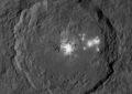 Удивительная карликовая планета Церера: океан, туман, соль и органика