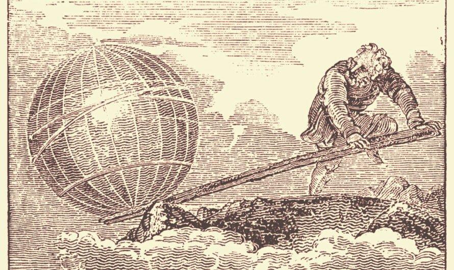 Что имел в виду Архимед, сказав: «Дайте мне точку опоры, и я переверну Землю»